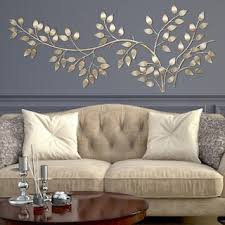 stratton home decor flowing leaves metal wall decor on stratton home decor blowing leaves metal wall art with stratton home decor flowing leaves metal wall decor null