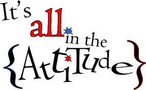 Attitude is everything - Blog Fanny Herdina