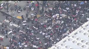 Protests underway in Atlanta over ...