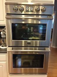 kenmore pro double oven