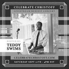 Teddy Swims - The boys in Elefvnts and I are so excited to...