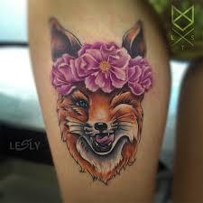32 карточки в коллекции татуировка лисы для женщин пользователя