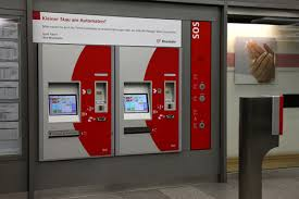 Ticket Vending Machine Inspiration Rheinbahn Ticket Vending Machines