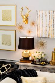 White And Gold Decor Black White And Gold Bedroom Decor Free Image
