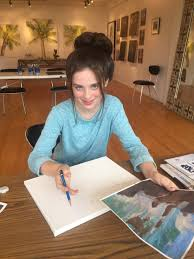 Young Artists' Program   Vicky Tesmer Studio