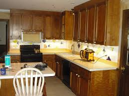 image of what type of paint finish to use on kitchen cabinets