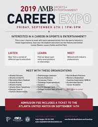 Career Expo Mercedes Benz Stadium