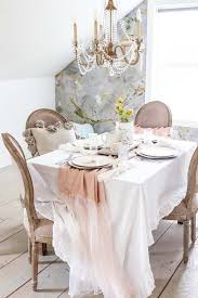 spring table setting decorating ideas