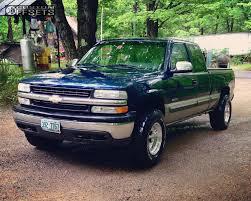 2002 Chevrolet Silverado 1500 Alloy Ion Style 171 Stock Stock