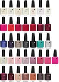 Cnd Shellac Colour Chart Cnd Colour Chart 2017 Cnd Shellac Nail Polish Color Chart