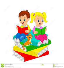 royalty free vector and boy read the book stock vector ilration of 59310381 p