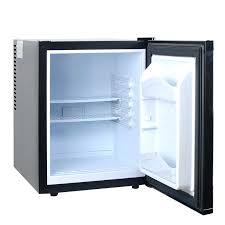 lockable refrigerator