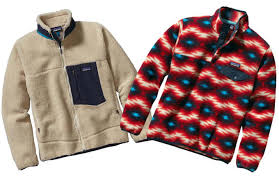 Patagonia Patterns Delectable How Patagonia Fleece Became A Style Staple For Bros Everywhere Complex