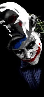 Joker iPhone Wallpaper on