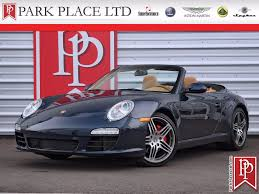 2010 Porsche 911 Carrera S Cabriolet Wp0cb2a99as754844 For Sale In Seattle Bellevue Wa