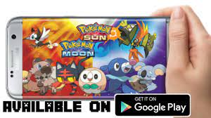 Pokemon Sun And Moon File For Ppsspp