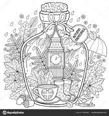 25 Printen Herfst Knutselen Volwassenen Kleurplaat Mandala
