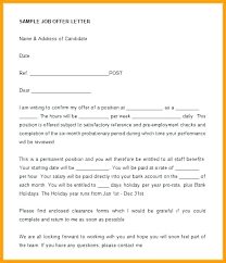 Free Proof Of Employment Letter Template Address Confirmation Sample