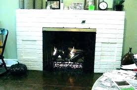 convert gas fireplace back to wood electric
