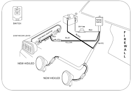 simple led wiring diagram led wiring basics how to connect leds in on simple automotive wiring diagrams