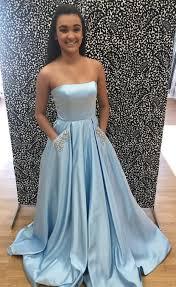 Light Pink And Light Blue Prom Dresses 2017 Long Prom Dress Light Prom Dress Hot Pink Prom Dress