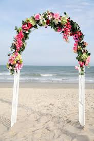 Wedding Arch Decorations Wedding Arch Arbors Myrtle Beach Photographers 777 Portraits