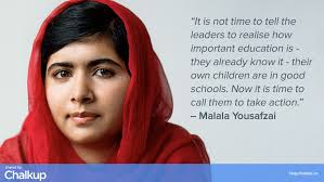 Malala Quotes Mesmerizing Quotes About Education Malala 48 Quotes