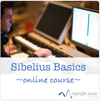 The equipment used usually depends on the arranger's forte and clientele. Sibelius Online Courses By Midnight Music Scheduled For 2014 Scoring Notes