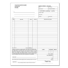 Sales Order Form Template Excel Free For Cake Sales Order