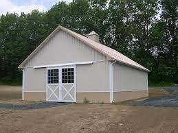 pole barn door selections