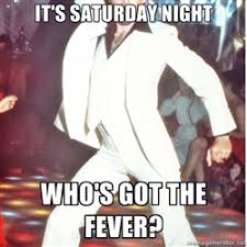 John Saturday Night Fever dancer | Meme Generator via Relatably.com