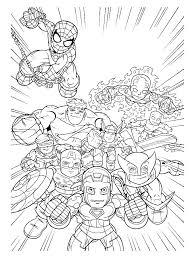 superhero coloring book dc s pages hulk color of superher
