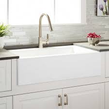 Kitchen sinks and faucets High End Farmhouse Sinks Costco Wholesale Kitchen Hardware Fixtures And Decor Signature Hardware