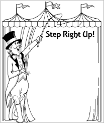 Small Picture Printable 44 Circus Coloring Pages 1314 Circus Coloring Pages