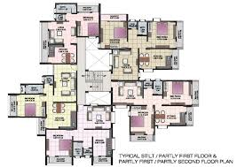 Apartment Apartments Building Plans
