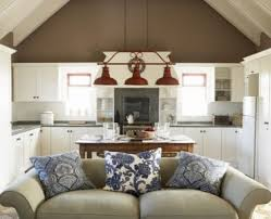 Living Dining Kitchen Room Design Ideas And Help Me Design My Kitchen By  Means Of Placing Some Decorations For Your Kitchen In Awesome Method 14