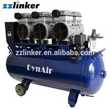 compresor auto. dynair silent compresor dental air compressor da7001 auto