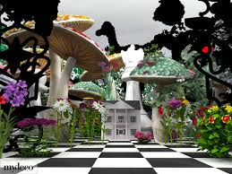 alice in wonderland inspired furniture. Mydeco.com Launches Alice In Wonderland Inspired Interior Designs 3D By Mydeco Furniture