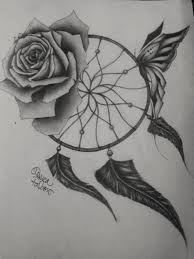 Pictures Of Dream Catchers To Draw Finished Dream Catcher by JessicaPalomo on DeviantArt 63