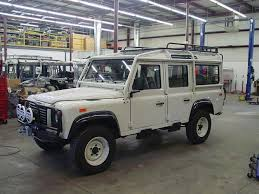 1997 land rover defender 90. 1993 land rover nas defender 110 station wagon 146500 300 tdi 5 speed manual ecr restored sold headed off to montauk ny 1997 90