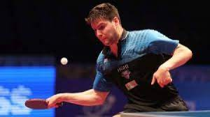He noticed that one was clearly over 100 grams and felt heavy in his hand, while another was probably a good 10 grams lighter. Ovtcharov Dimitrij S Equipment Racket Rubbers Tabletennis Reference