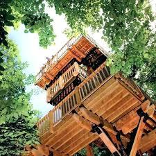 tree treehouse kits diy uk