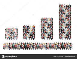 Bar Chart Charts Business Profit Growth Sales Group Of