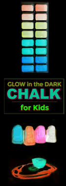 glow in the dark paint for wallsGlowintheDark Chalk Recipe  Growing A Jeweled Rose