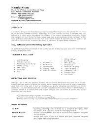 Sample Artist Resume Artist Resume Objective Graphic Artist Resume