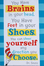 Doctor Seuss Quotes Custom Best Dr Seuss Quotes We're So Inspired
