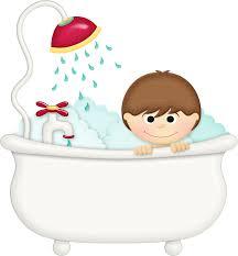 bathtub clipart boy 23134174