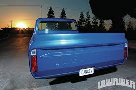 1969 Chevrolet C10 - Lowrider Magazine