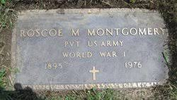 Roscoe McKinley Montgomery (1895-1976) - Find A Grave Memorial