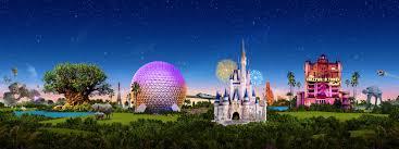 Tickets In Park Florida Walt World Disney Theme Orlando 64xHza8w